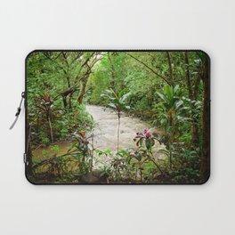 Deep into the Rainforest Laptop Sleeve