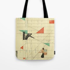 Pull the Strings Tote Bag