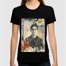 Frida loves flowers T-shirt