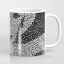 Dalma-Dach Dots Coffee Mug