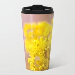 Acer inflorescence flowerets detail Travel Mug