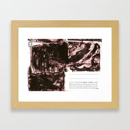 Roof Garden #1 Framed Art Print