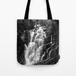 shiraito falls, fukuoka, Japan june 2018 (film photography) Tote Bag