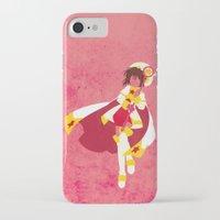 sakura iPhone & iPod Cases featuring Sakura by JHTY