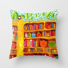 Alice in Wonderland #1 Throw Pillow