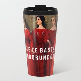 the bastards Travel Mug