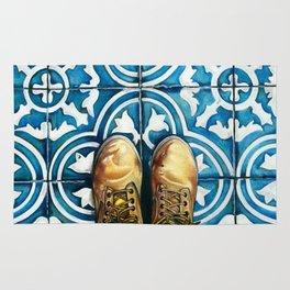 Art Beneath Our Feet - Mexico City Rug