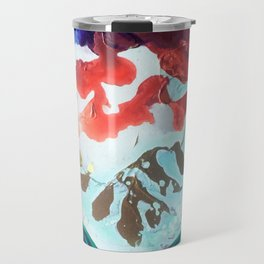For purple mountain majesties Travel Mug