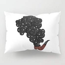 Space Pipe No.2 Pillow Sham