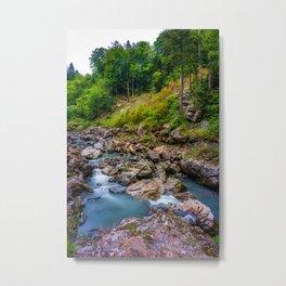 Engelberg, Switzerland Metal Print