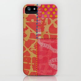Transitional Object iPhone Case
