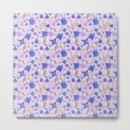 Cute Florals Metal Print