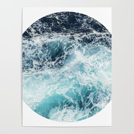 the Pacific Ocean Poster