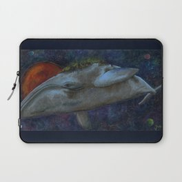 Star Whal Laptop Sleeve