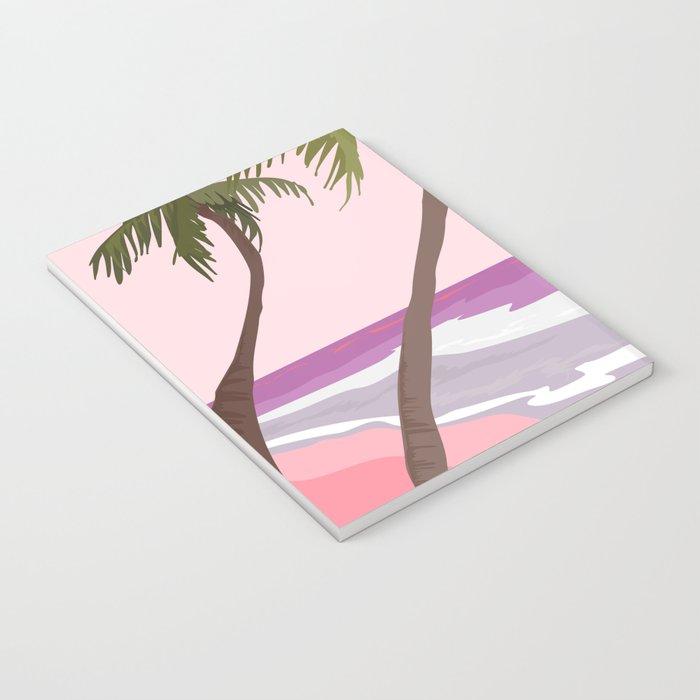 Tropical Landscape 01 Notebook