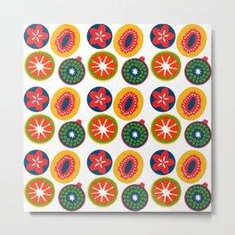 Bright Fruit Metal Print