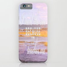 I Need the Sea  Slim Case iPhone 6s