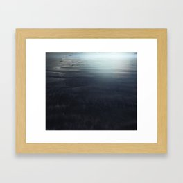 Skye Beach  Framed Art Print