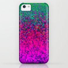 Glitter Dust Background G177 iPhone 5c Slim Case