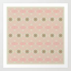 Pattern_03 [CLR VER II] Art Print