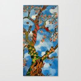 Tree of Life II - Male Marula Tree Canvas Print