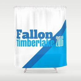Fallon Timberlake 2016 Shower Curtain