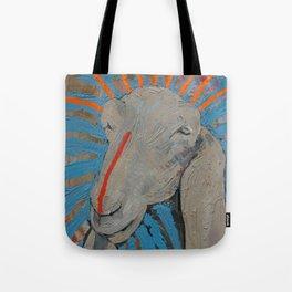 Goathead Tote Bag