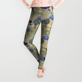 Around the World Vintage Leggings