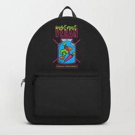 Instant Vegan Jar Backpack