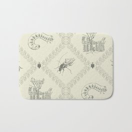 Insect Overlords Bath Mat