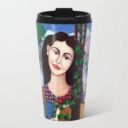 Violeta Parra - Back at 17 Travel Mug
