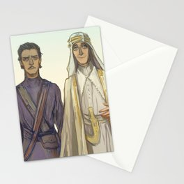 Lawrence & Ali Stationery Cards