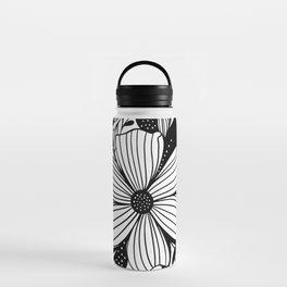 Anemone Flower Bouquet Water Bottle