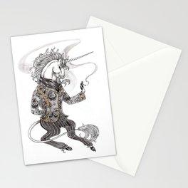 Fancy Unicorn Stationery Cards