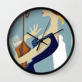 Italy 1960 Wall Clock