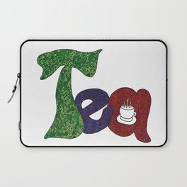 Tea for You and Tea for Me Laptop Sleeve