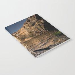 Desert Waterfall - Summer In Palouse Notebook