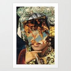titicaca Art Print