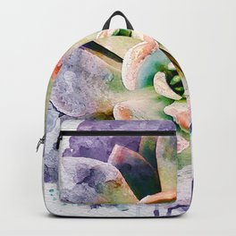 SUCCULENT - 170918/1 Backpack