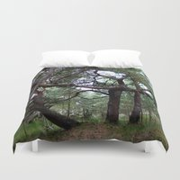 fairytale Duvet Covers featuring fairytale by anru