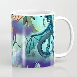 Wings-Of-Fire All Dragon Coffee Mug