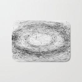 Worm Hole I Bath Mat