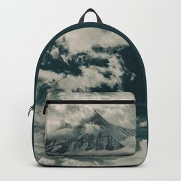 Cloud Mountain in the Canadian Wilderness Backpack
