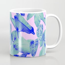 TROPICAL LEAVES Coffee Mug