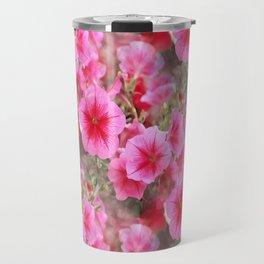 Love of Petunias.... Travel Mug