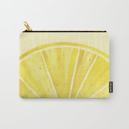 Lemony Goodness Carry-All Pouch