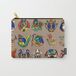 Egyptian Gods and Goddesses Carry-All Pouch