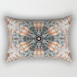 Variations on river birch bark IV Rectangular Pillow