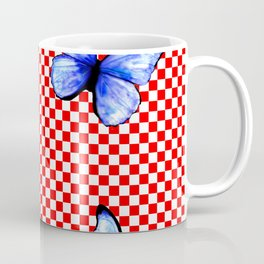 Butterfly Picnic Coffee Mug