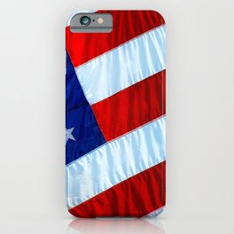 Flag of the United States of America iPhone Case